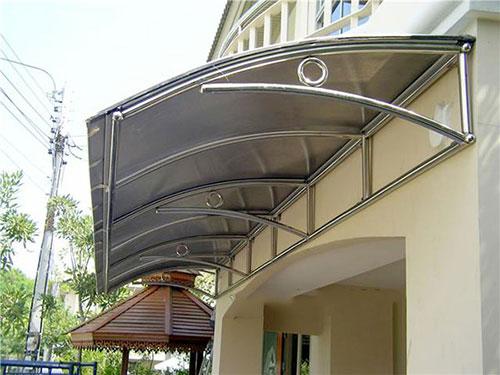 Lợi ích của việc lắp ráp mái vòm