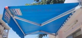 Lắp đặt mái hiên di động giá rẻ tại Thủ Đức