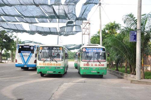 mai che xe bus