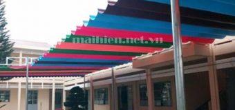 Báo giá mái bạt xếp – thi công mái bạt xếp giá rẻ UY TÍN nhất tại Tphcm