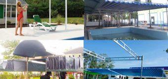 Lắp đặt mái xếp hồ bơi giá rẻ Tphcm – Báo giá thi công mái xếp hồ bơi đẹp theo yêu cầu
