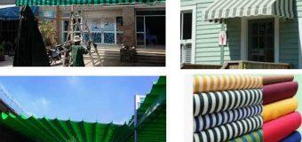 Báo giá thay bạt mái che – mái che di động giá rẻ tại Tphcm