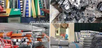 Địa chỉ chuyên cung cấp vật tư và bán phụ kiện mái xếp – mái xếp lượn sóng – mái xếp di động giá rẻ Uy Tín nhất Tphcm năm 2020