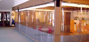 Làm rèm ngăn (vách ngăn) phòng máy lạnh giá rẻ ở Tphcm (Sài Gòn)