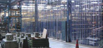 Mua màn (rèm) nhựa PVC ngăn lạnh, ngăn bụi ở đâu giá rẻ tại Tphcm