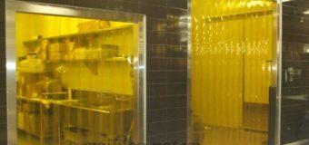 Cung ứng màn ( rèm ) nhựa pvc ngăn lạnh giá rẻ ở Cần Thơ