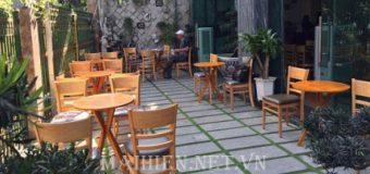 Xưởng sản xuất & cung cấp bàn ghế cafe đẹp, giá rẻ tại TpHCM