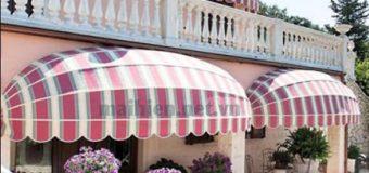 Thiết kế, lắp đặt các mẫu mái vòm (mái che) ban công đẹp, giá rẻ
